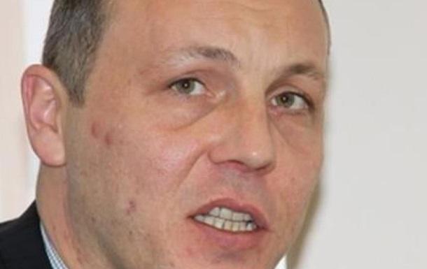 Секретарь РНБО Андрей Парубий психически болен!?