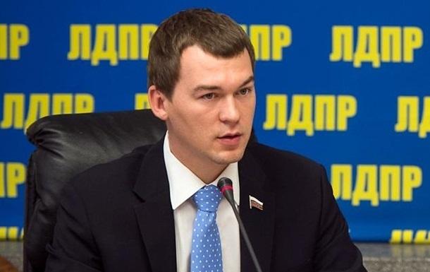 В ЛДПР предлагают сменить цвета российского флага