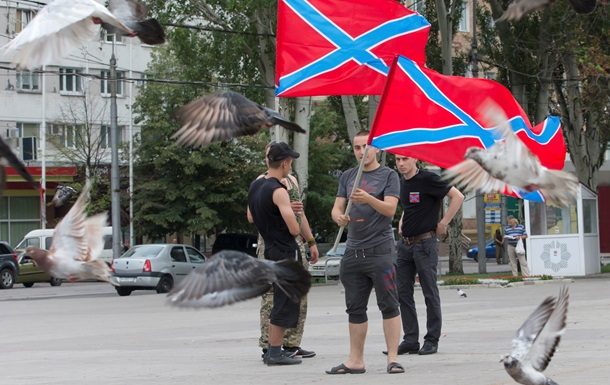 Донецк, брошенный на произвол судьбы