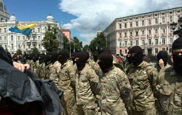 СМИ рассказали о шведах, которые воюют в батальоне Азов