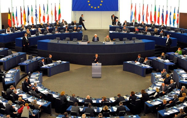 Европарламент призвал Россию  с подлинной решимостью  поддержать мирный план Порошенко