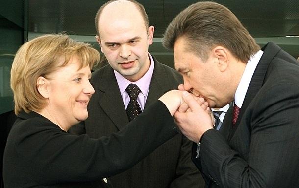 Настоящий друг или фрау Риббентроп. Ангела Меркель и Украина