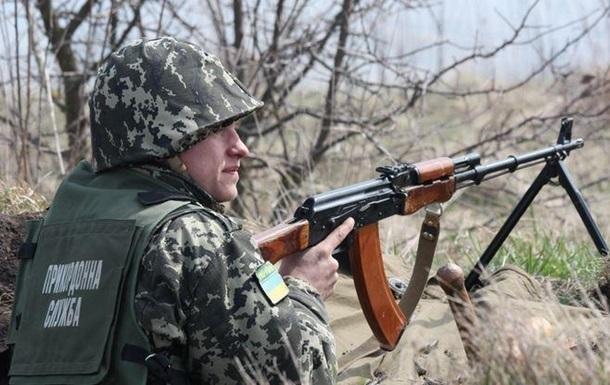 За сутки в зоне АТО погибли двое украинских пограничников