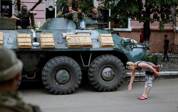 Фронтовые сводки с Юго-Востока за 17 июля