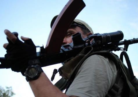 Сегодняшняя политическая и военная ситуация в Украине