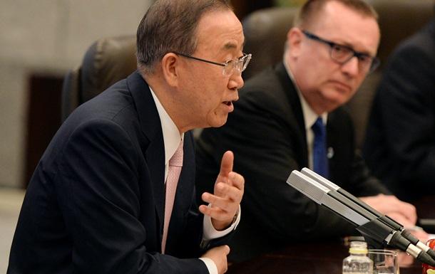 Генсек ООН призывает Израиль предотвратить жертвы среди гражданского населения