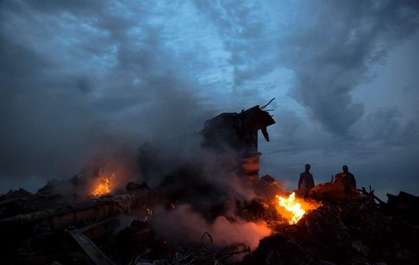 Австралия обвиняет Россию в падении Boeing-777