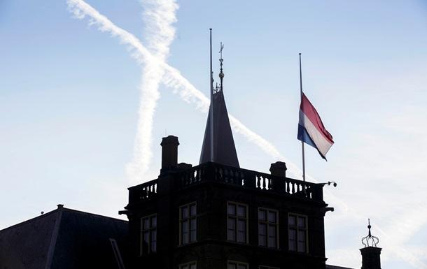 В Нидерландах объявлен траур по погибшим в авиакатастрофе в Донецкой области