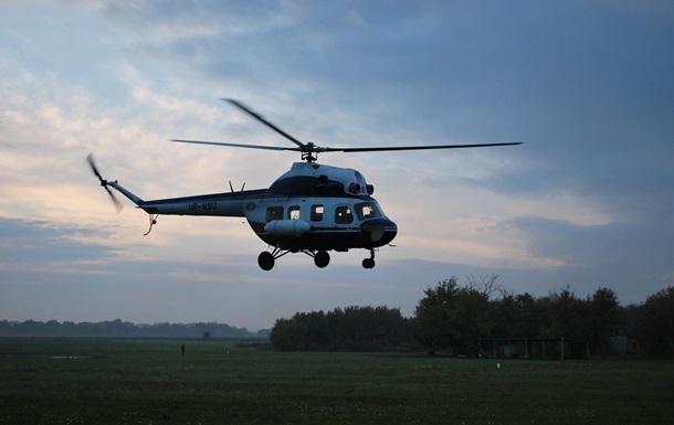 Киевский суд постановил вернуть Украине вертолеты из Севастополя