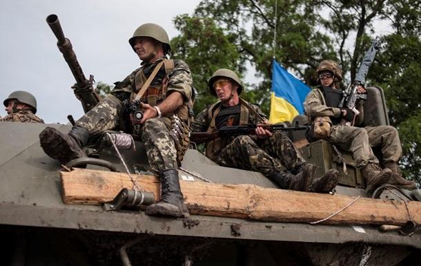 На Донбассе в четырех городах идут бои - СНБО