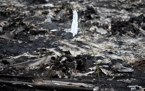 Ополченцы  предложили перемирие на период расследования авиакатастрофы – МИД РФ