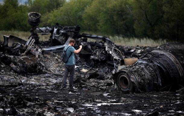 Великобритания отправит в Украину следователей для расследования крушения Боинга