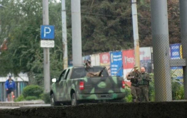 Бои в Донецке: поврежден газопровод