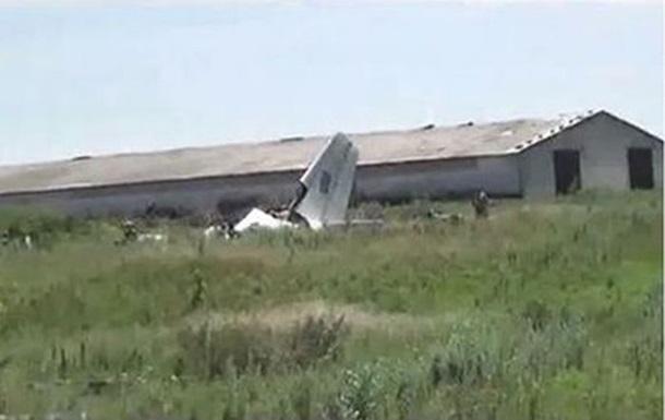 Спасен механик сбитого самолета Ан-26 - прес-центр АТО