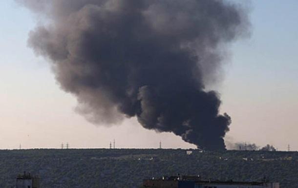В Луганске возобновились бои - СМИ