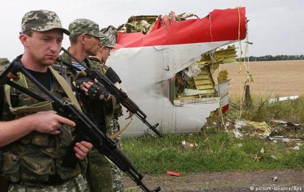 Малайзия обеспокоена уничтожением улик на месте крушения самолета