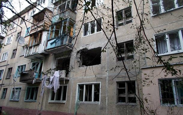В Донецке обстреляли жилые дома, пять человек ранено