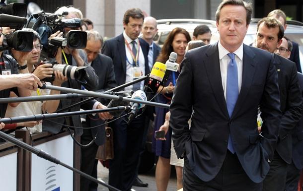 Британский премьер возложит вину на Россию, если окажется, что Боинг сбили  ополченцы