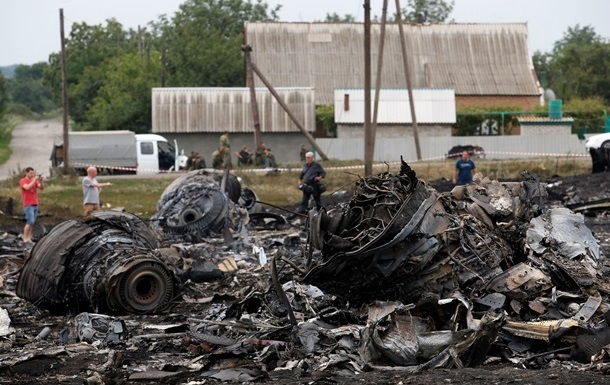 К расследованию катастрофы Боинга-777 привлекут ФБР