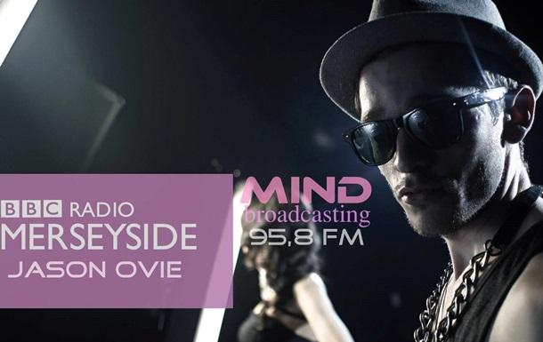 Песня Jason Ovie  покорила продюсеров BBC radio в Ливерпуле