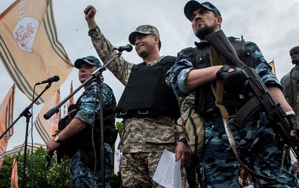 Луганск контролируется нами полностью - Болотов