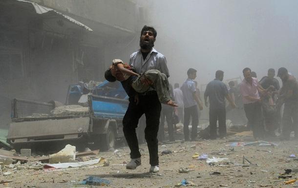 Армия Сирии и джихадисты сражаются за месторождение газа