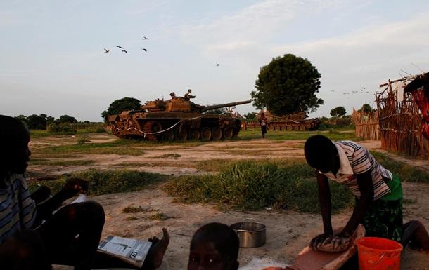 Повстанцы в Южном Судане захватили стратегический город