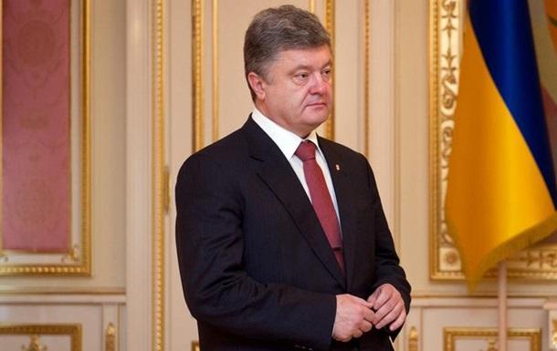 Порошенко: Международное сообщество должно пресечь снабжение сепаратистов оружием