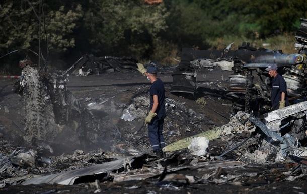 Киев готов передать расследование катастрофы Боинга-777 международной комиссии