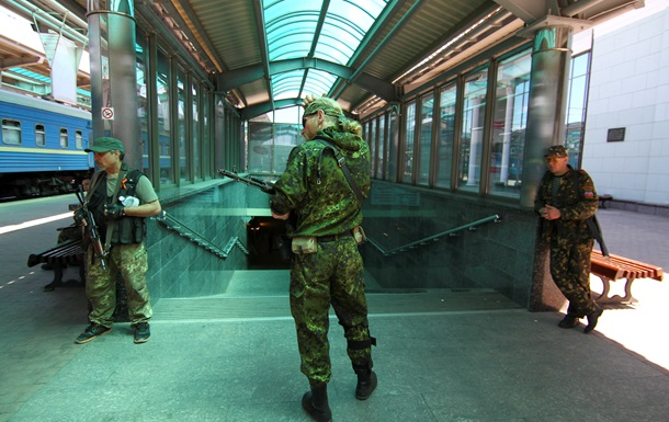Бои в Донецке. Онлайн