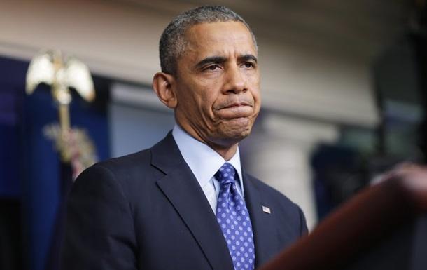 Обама призвал Кремль изменить свою стратегию по Украине