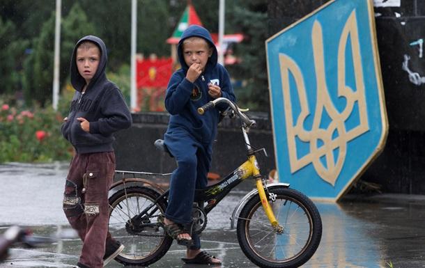 Славянск сегодня: видеорепортаж британского журналиста