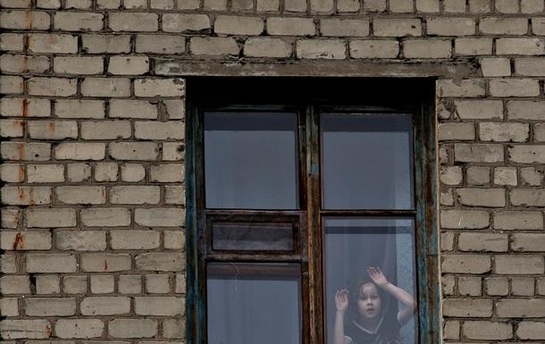 Сепаратисты не позволяют вывезти детей из Макеевки - ОГА