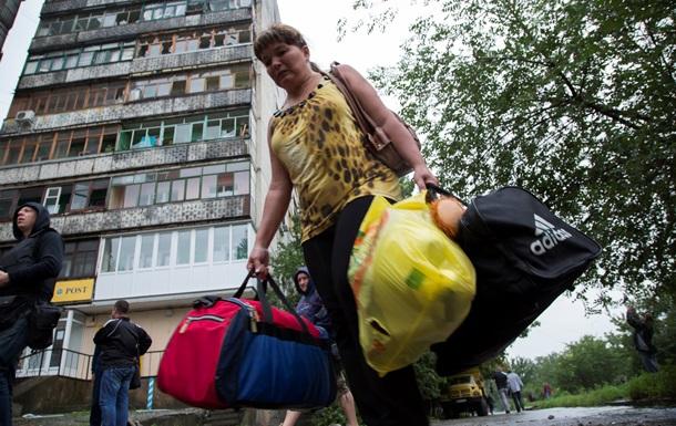 Луганчане массово покидают город - СМИ