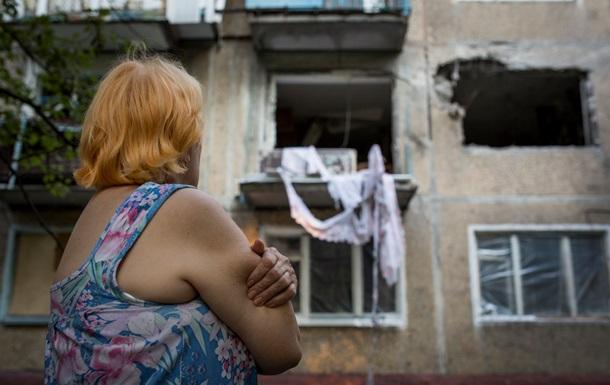 Всю ночь в Донецке шли перестрелки