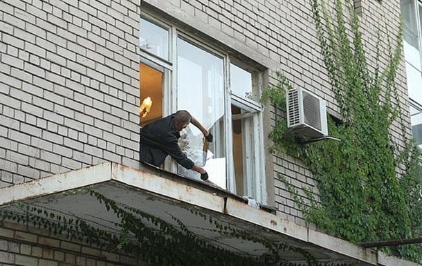 Милиция задержала причастных к взрыву возле больницы в Запорожье