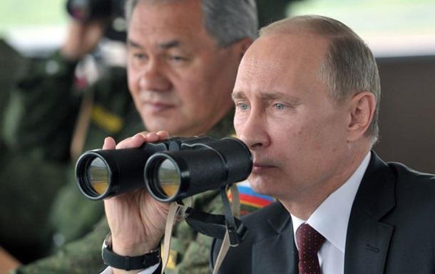 Путин демаркирует 180 км границы