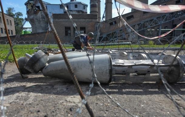 В Славянске изъяли около пяти тысяч взрывоопасных предметов