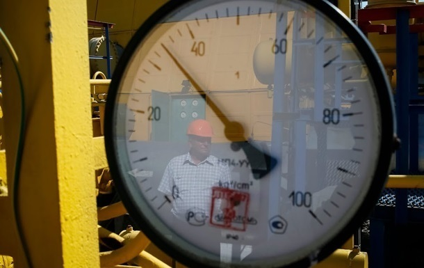 Европа резко сократила поставки газа в Украину