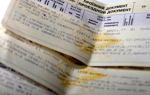 Іменні квитки - неповага до фундаментальних прав людини