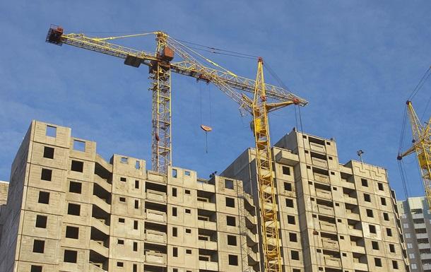 Киев провалил первое полугодие по объемам строительства