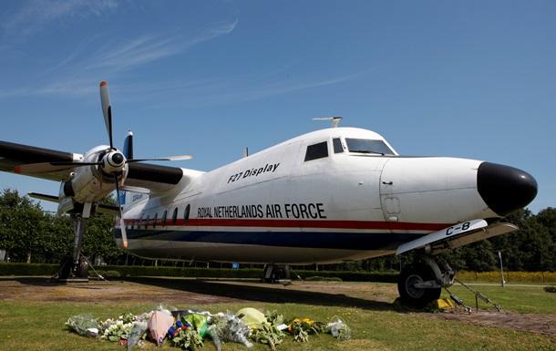 Самолет с телами из Боинга прибыл в Нидерланды: онлайн-трансляция
