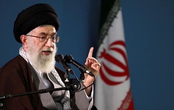 Духовный лидер Ирана призвал палестинцев воевать с Израилем