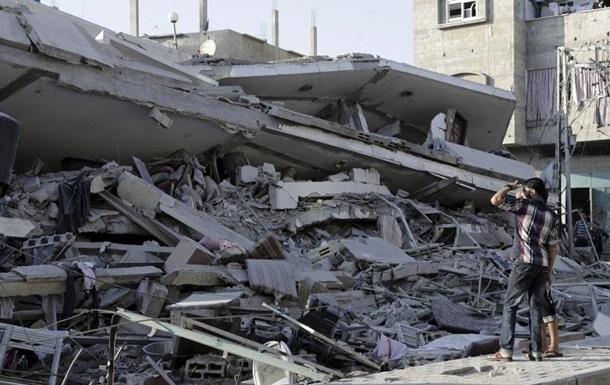 Число погибших палестинцев в секторе Газа  достигло 700 человек