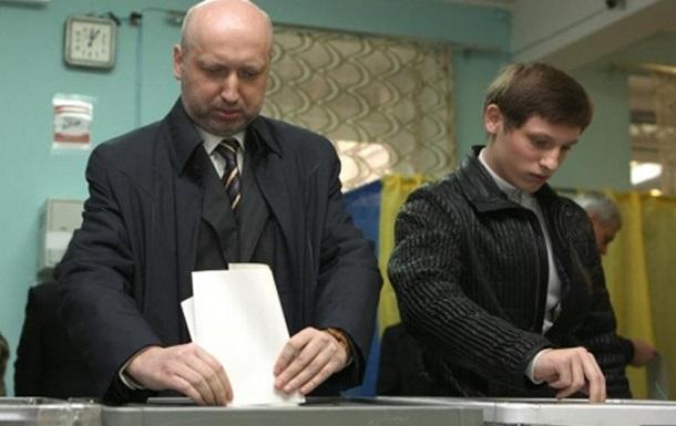 Сына Турчинова вызывали в военкомат