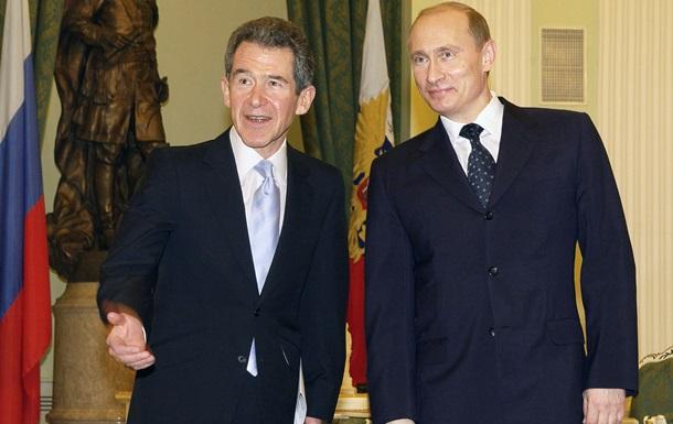 Экс-глава BP: В Россию необходимо отправлять больше геев
