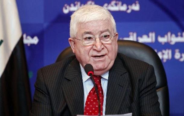 В парламенте Ирака избрали президента страны