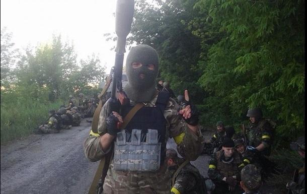 Силы АТО взяли под контроль Лисичанск – батальон Донбасс