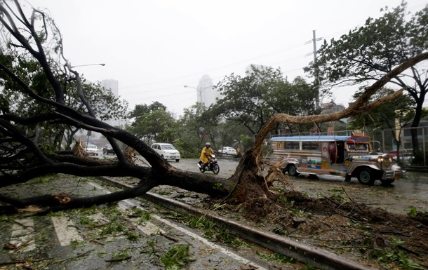 Тайфун Рамассун в Китае: погибли 62 человека