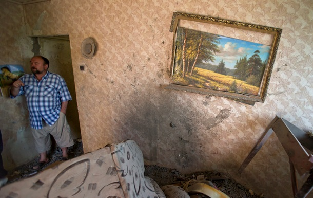 Донецк сегодня: новые фото из фронтового города